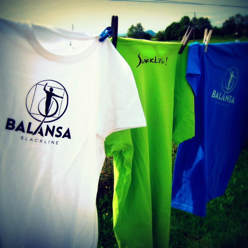 Balansa slackline majice