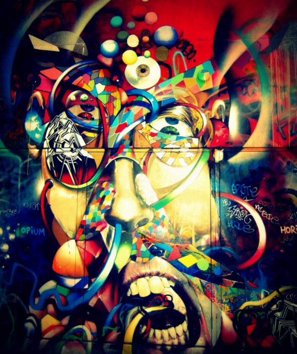 Balansa slackline – mental skills