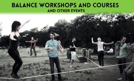 Balance workshops and courses