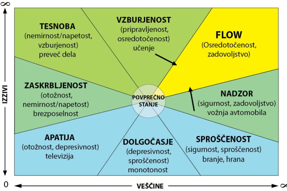 Zanos (Flow)- Csikszentmihalyi
